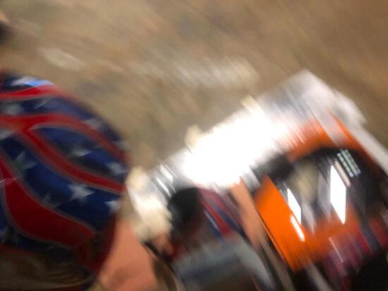 AMERICAN EAGLE AUTO DARKENING WELD HELMET