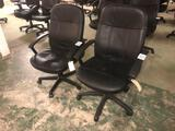 (2) OFFICE CHAIRS