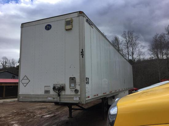 2012 GREAT DANE 53' VAN TRAILER