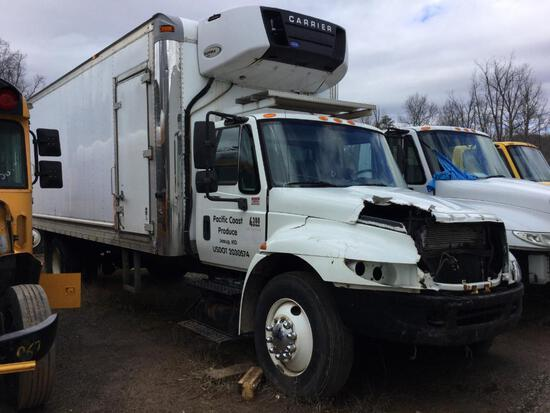 ***INOP*** 2005 INTERNATIONAL 4300 CAB AND CHASSIS