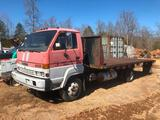 ISUZU CAB OVER CAB AND CHASSIS