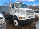 2000 INTERNATIONAL MODEL 8100 CAB AND CHASSIS