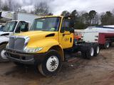 ***INOP*** INTERNATIONAL CAB AND CHASSIS