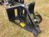 GREAT BEAR TREE PULLER SKID STEER ATTACHMENT