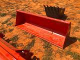 6' KUBOTA SMOOTH TRACTOR BUCKET
