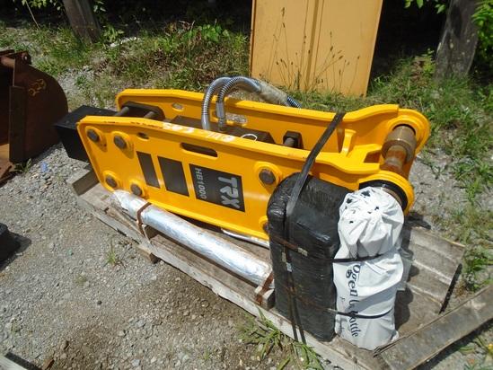 TRX HB1000 Hydraulic Hammer