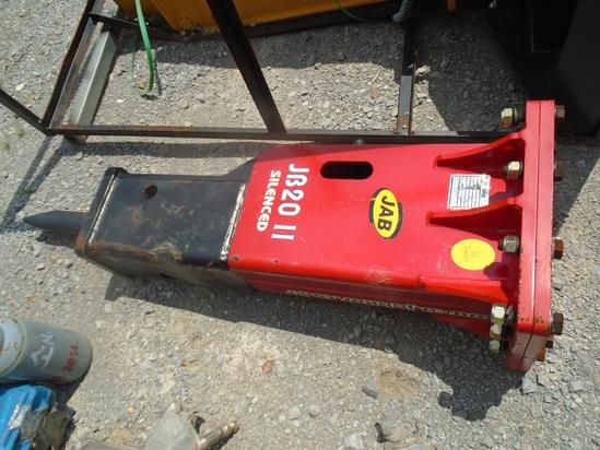 JAB Hydraulic Hammer