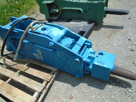 OKADA Hydraulic Hammer