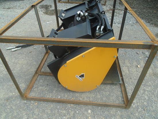 Wolverine Mortar/Concrete Mixer Attachment