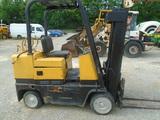 CAT T40C Mast Forklift