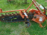 Kubota 5550A Trencher Attachment