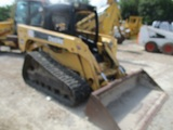 Deere 332CT Skid Steer
