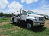 2000 Chevy Kodiak C6500 Pump Truck