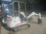 Bobcat 320 Mini-Excavator