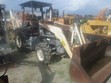 Terex 760 Loader Backhoe