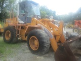 Samsung SL120-2 Wheel Loader