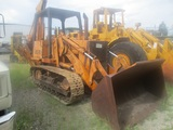 CASE 850B Crawler Loader