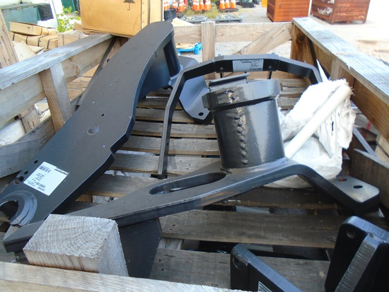 Loader Bracket for a 60-70 HP Farm Tractor