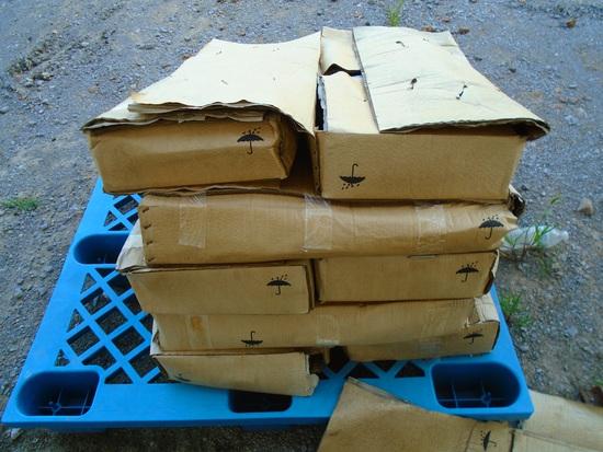 Quantity of Ten 3rd Valve Hose Kits