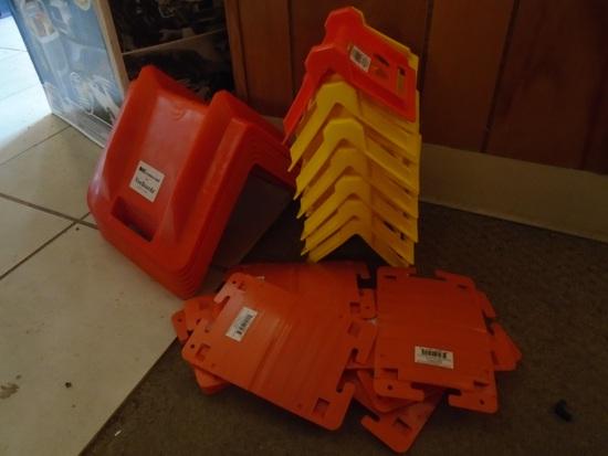 Quantity of 25 Ratchet Strap Protectors