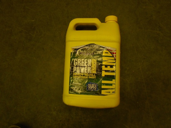 All-Temp Green Power Anti-Freeze/Coolant