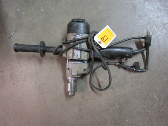 PORTER CABLE 3/8'' ELECTRIC DRILL