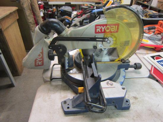 RYOBI 12'' COMPOUND MITER SAW