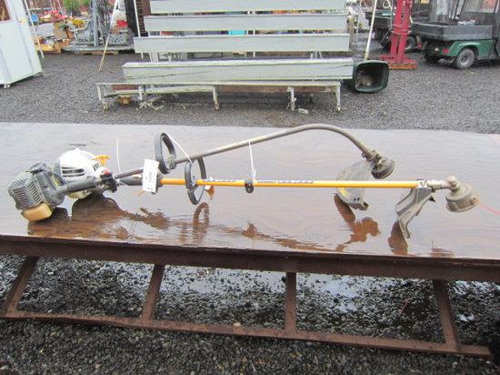 RYOBI SS30 & TITAN 2250 GAS WEED EATERS