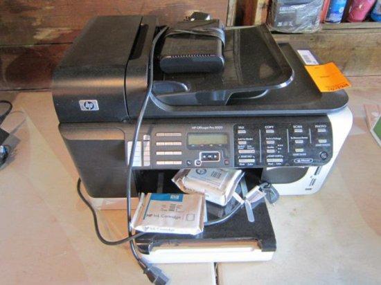 HP OFFICEJET PRO 8500 3 IN 1 COPIER, FAX & SCAN MACHINE