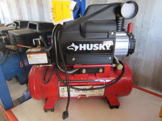 HUSKY 395-226 AIR COMPRESSOR