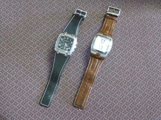 (2) KENNETH COLE WATCHES