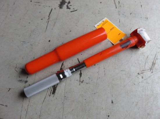 1000V INSULATED TORQUE WRENCH