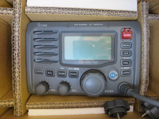 ICOM IC-M506 VHF MARINE TRANSCEIVER