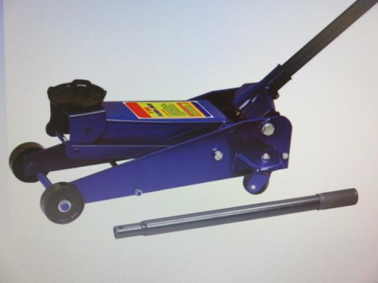 THREE TON FLOOR JACK