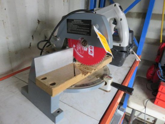 ROCKWELL INTERNATIONAL ELECTRIC MITER SAW
