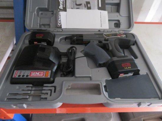 SENCO DS20214V DURASPIN 14 VOLT SCREW FASTENING SYSTEM
