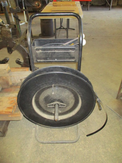 BANDING CART AND TOOLING