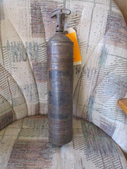 PYRENE HEAVY VEHICLE TYPE FIRE EXTINGUISHER 1.5 QUART