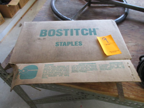 CASE OF BOSTITCH STAPLES 1.5''
