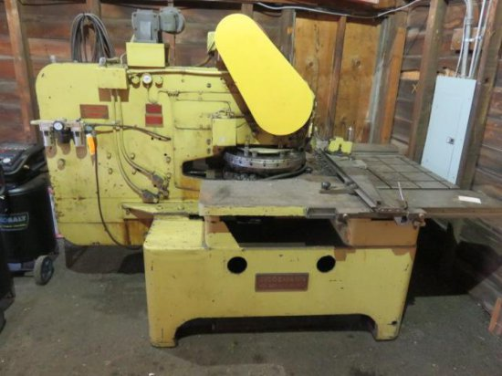 WIEDMANN R441P TURRET PUNCH PRESS