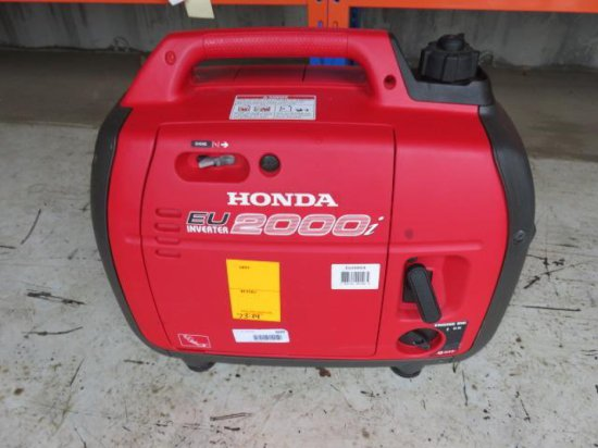 HONDA EU2000I GAS PULL START INVERTER