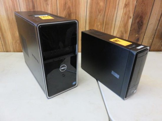 DELL D11M0 TOWER & DELL DO6S TOWER