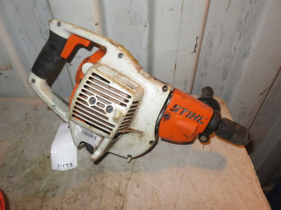 STIHL BT45 GAS POWERED DRILL