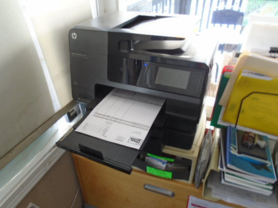HP OFFICE JET PRO 8630 PRINT, FAX, COPY & SCAN