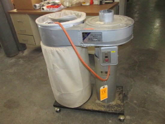 JET DC610 DUST COLLECTOR MDL DC610 1 HP