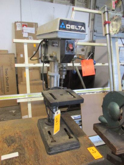 DELTA MDL 11-985 DRILL PRESS 10'', 1/4 HP, 115 VOLT