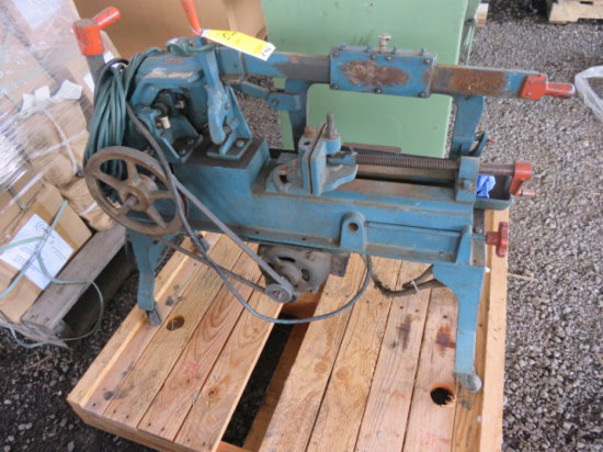MILLER-KNUTH 3156 METAL BANDSAW, ELECTRIC