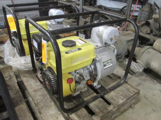 KGP 30 GAS WATER PUMP 3''