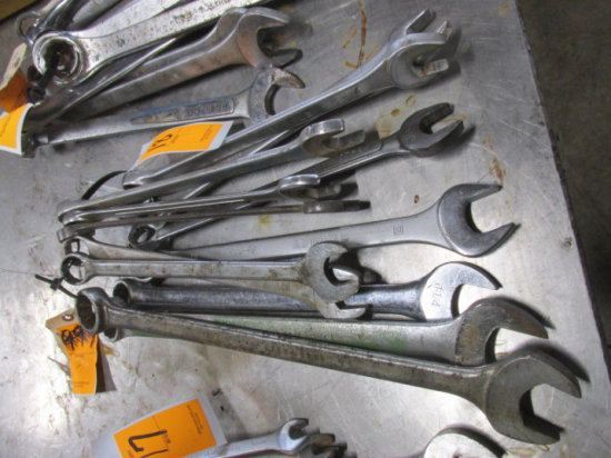 ASSORTED END WRENCHES