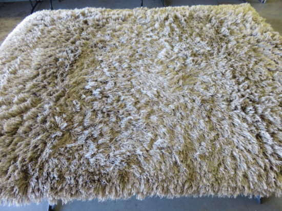 CARPET ART DECO MILENA SHAG 5' X 8'